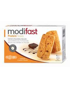 Modifast Protein Snack Getreidebiscuits Chocolat - 4 x 50gr. (4x4 Stk.)