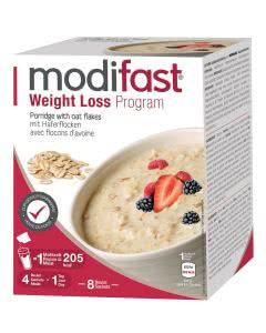 Modifast Programm Programm Porridge - mit Haferflocken - 8 Port.