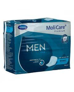 Molicare Men Pad 4 Tropfen - 14 Stk.