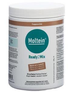 Moltein Ready2Mix Cappuccino - 400g