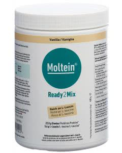 Moltein Ready2Mix Vanille - 400g