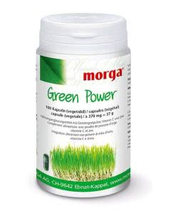 Morga Green Power Vegicaps - 100 Stk.