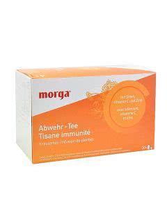 Morga Abwehr Tee mit Hülle - 20 Stk.