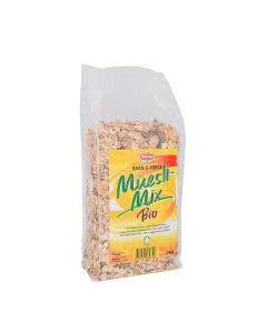Granoforce Müesli Mix ohne Zucker Bio Knospe - 750g
