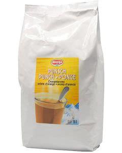 Morga Punsch - Orange - 900g für 10 Liter