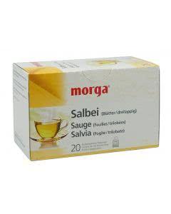 Morga Salbeitee - 20 Btl.