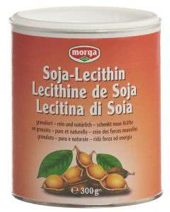 Morga - Soja-Lecithin Granulat Dose - 300g