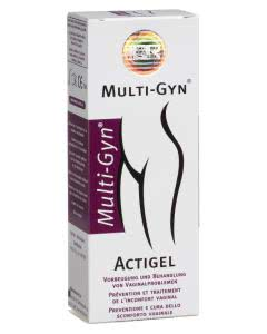 Multi-Gyn - Actigel - bei Vaginalproblemen - 50ml