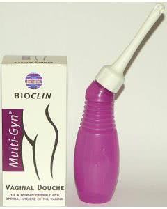 Multi-Gyn - Vaginal Dusche mit MuliGyn Brausetabl.