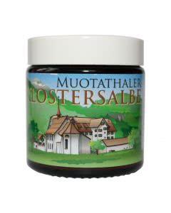 Muotathaler Klostersalbe - 100ml