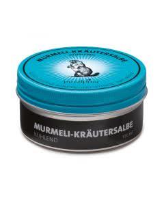 Murmeli-Kräutersalbe kühlend - 100ml