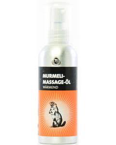 Murmeli Massage-Oel wärmend - 100ml