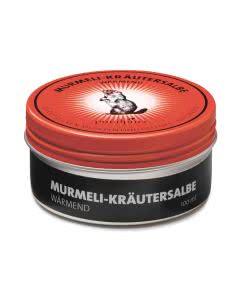 Puralpina Murmeli-Kräutersalbe wärmend - 100ml