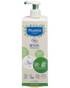 Mustela Bio Waschgel Haare und Körper
