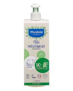 Mustela Mizellenwasser BIO Pumpflasche