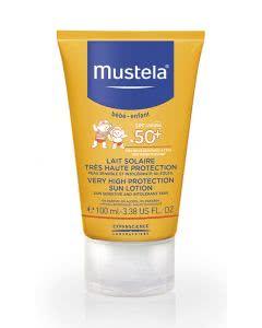 Mustela Sonnenmilch SPF50+ - 100ml
