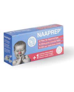 Naaprep Nasenreiniger - 10 Ersatzfilter