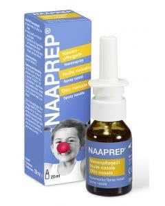 Naaprep Nasenpflege-Öl Spray - 20ml