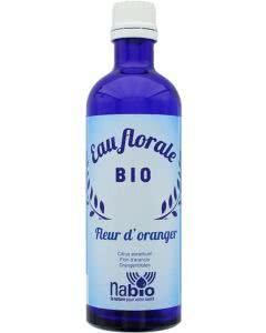 Nabio Hydrolat Orangenblütenwasser Bio