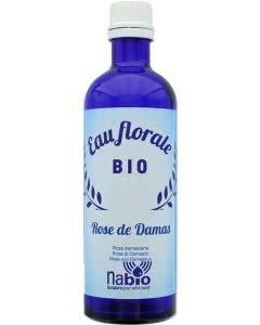 Nabio Hydrolat Rosenblütenwasser Bio