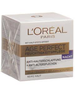 L'Oréal Dermo Expertise Age Perfect Nachtcreme - 50ml