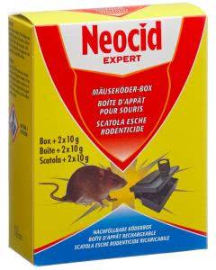 Neocid Expert Mäuseköderbox - 1 Stk.