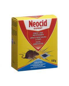 Neocid Expert Mäuse- und Rattenköder - 150g
