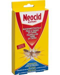 Neocid Expert Küchenmotten-Falle - 2 Stk.