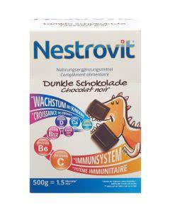 Nestrovit Vitamine und Mineralien - dunkle Schokolade - 500g (ca. 95 Stk)