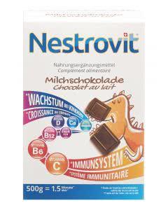 Nestrovit Vitamine und Mineralien - Milch-Schokolade - 500g (ca. 95 Stück)