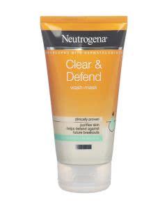 Neutrogena Visibly Clear 2in1 Reinigung Maske - 150ml