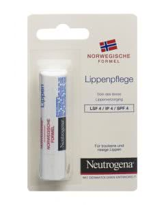 Neutrogena Lippenpflege Classic LSF 4 - 4.8g