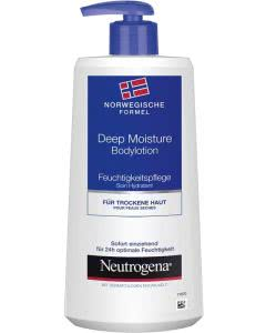 Neutrogena Deep Moisture Bodylotion - 400ml