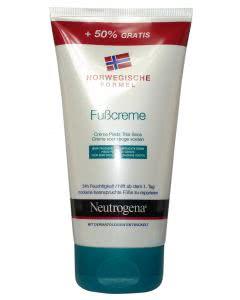 Neutrogena Fusscreme 150ml - mit 50% mehr Inhalt solange Vorrat
