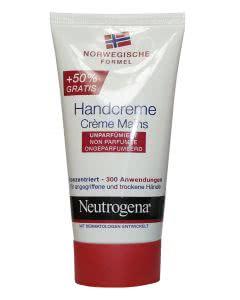 Neutrogena Handcreme UNparfumiert - 50% mehr Inhalt - 75ml