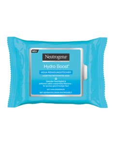 Neutrogena Hydro Boost Aqua Reinigungstücher - 25 Stk.