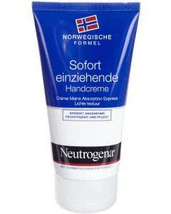 Neutrogena sofort einziehende Handcreme - 75ml