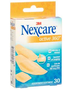 3M Nexcare Pflaster Active 360 ass - 30 Stk.