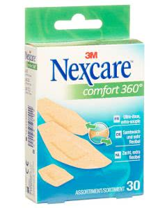 3M Nexcare Pflaster Comfort Bands - 10 Stk. à 6cm x 10cm