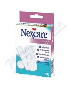 3M Nexcare Pflaster Soft Strips ass - 20 Stk.