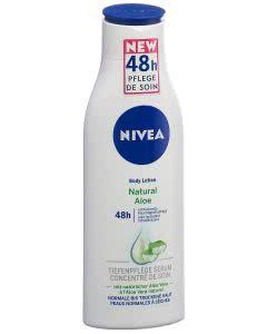Nivea  Natural Aloe Body Lotion - 250ml