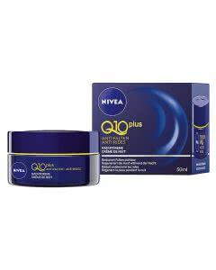 Nivea Q10plus Anti-Falten Nachtcreme - 50 ml