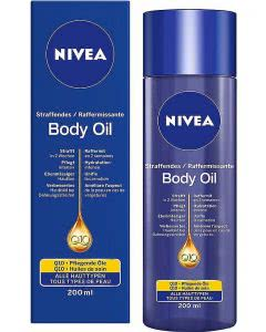 Nivea Q10 Straffende Body Oil - 200 ml