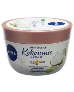 Nivea Body Soufflé Kokosnuss und Monoi-Öl - 200ml