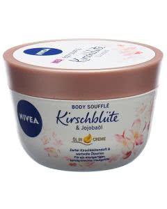 Nivea Body Soufflé Kirschblüte und Jojobaöl - 200ml