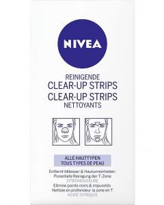 Nivea Clear-up Strips - 6 Stk