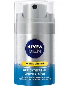 Nivea MEN Active Energy Gesichtscreme - 50 ml