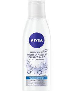 Nivea Erfrischendes Mizellen Wasser - 400 ml