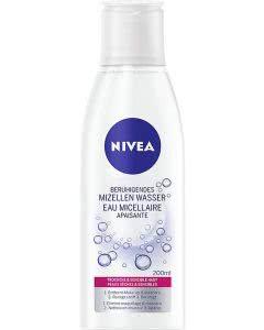 Nivea Beruhigendes Mizellen Wasser - 400 ml