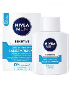 Nivea MEN Sensitive Cool After Shave Balsam - 100 ml
